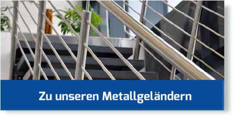 Metallgeländer